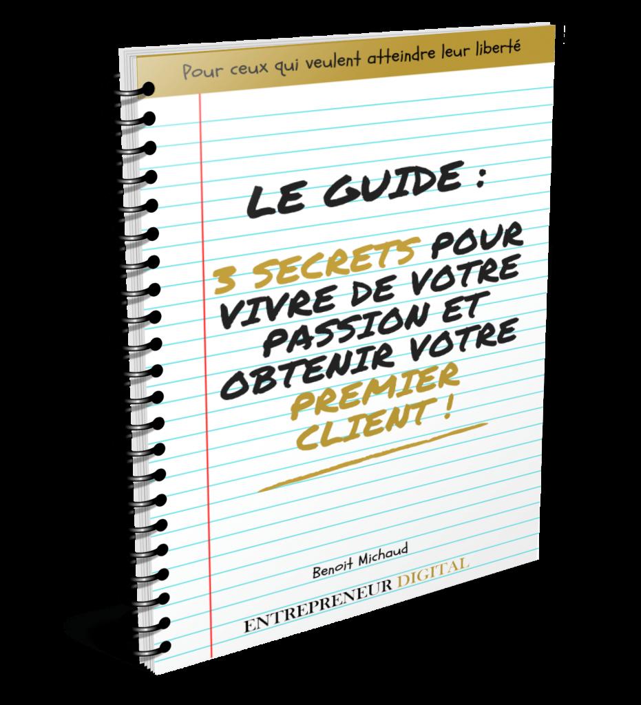 E-book gratuit entrepreneur digital