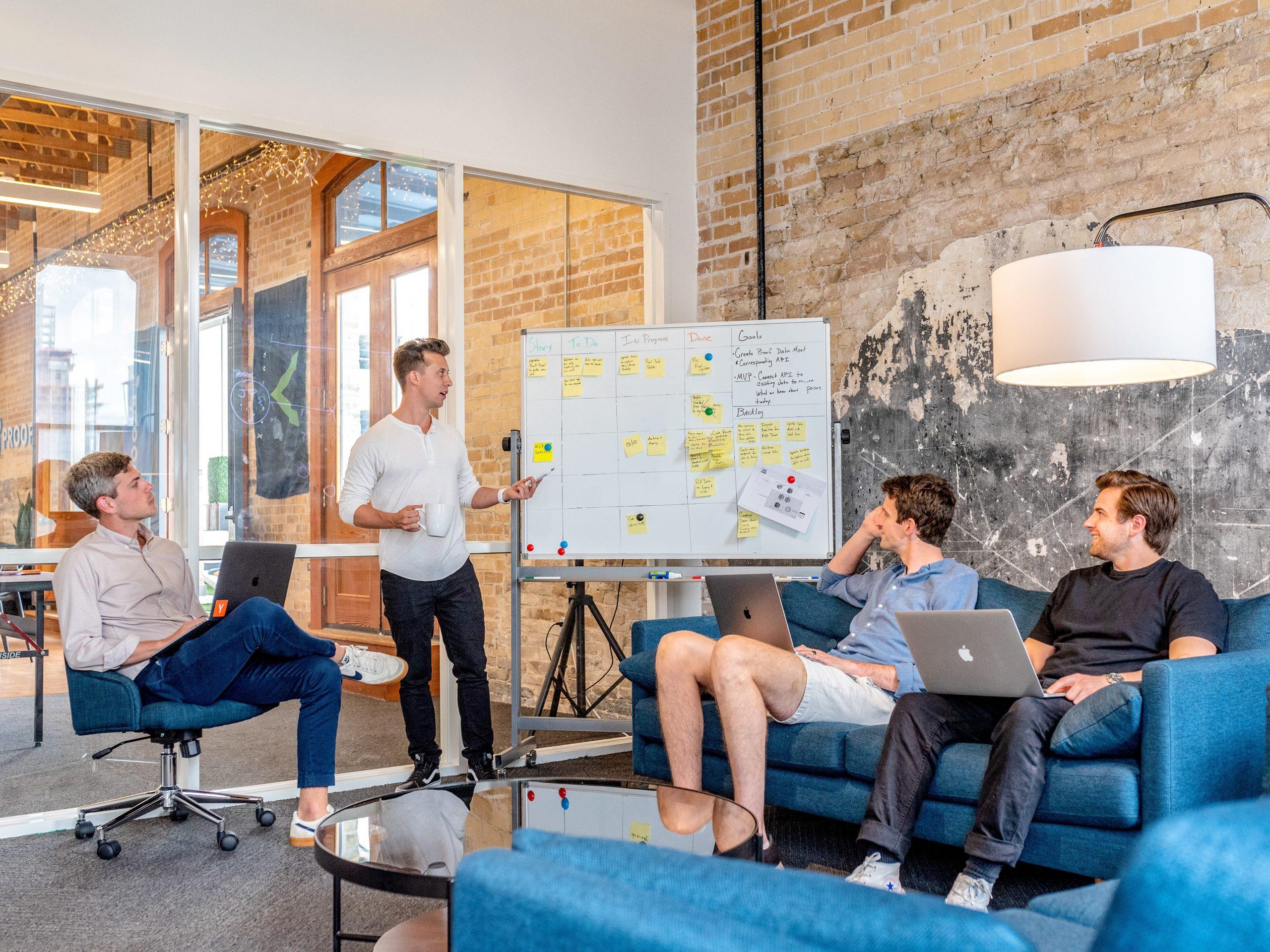 Les 5 étapes clés pour lancer une entreprise de coaching