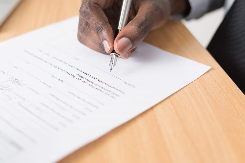 établir un contrat de freelance
