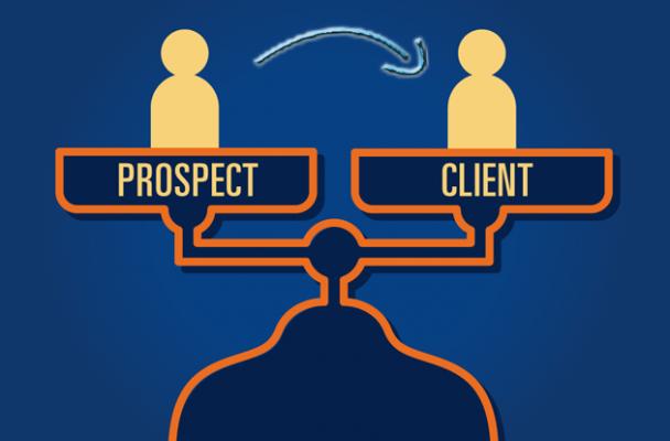 convertir prospect en client